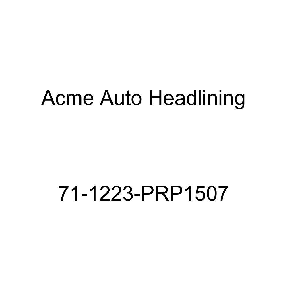 Acme Auto Headlining 71-1223-PRP1507 Red Replacement Headliner 5 Bow 1971 Oldsmobile Cutlass Supreme 2 Door Hardtop