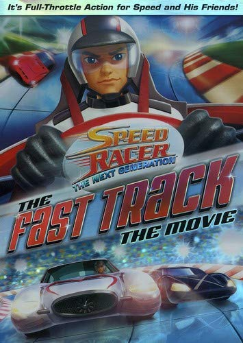 (Speed Racer Ng:fast Track Mf)