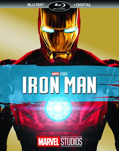 Price comparison product image IRON MAN [Blu-ray]