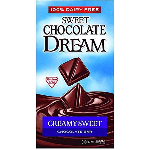 Dream - Sweet Chocolate Bar Creamy Sweet - 3 oz.