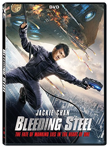 DVD : Bleeding Steel (Widescreen, Dolby, AC-3, Subtitled)