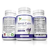 Best Anxiety Relief Supplements - Keep Calm - Natural Stress And Anxiety Relief Review