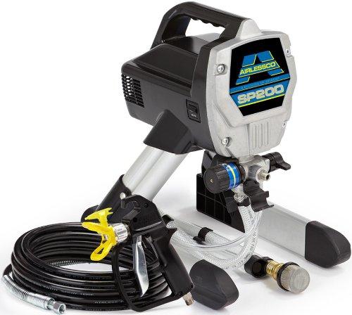 Airlessco Electric Airless Paint Sprayer,  0.24-GPM
