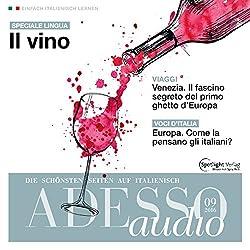 ASESSO audio - Il vino. 9/2016