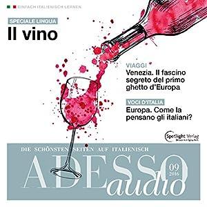 ASESSO audio - Il vino. 9/2016 Hörbuch