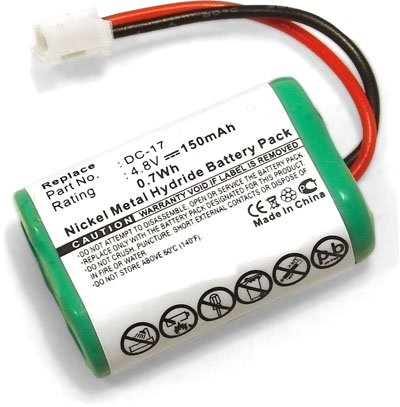 Battery for SportDOG 400 800 Series Dog Collar