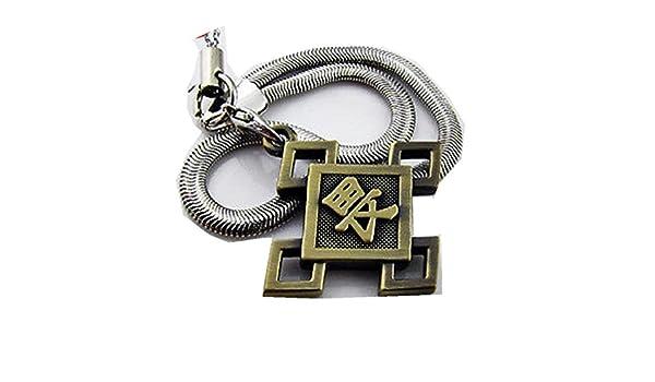 Nura Rise of the Yokai Clan Rikuo Nura Cosplay keychain UK