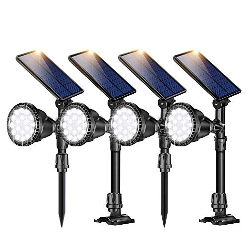 Solar Spot Lamps in US - 1