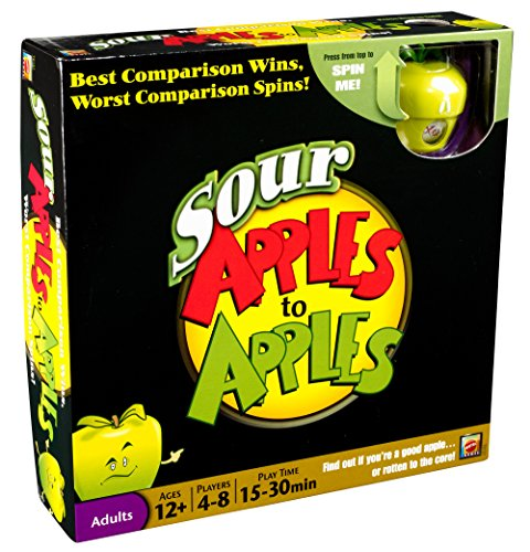Apples to Sour Edition