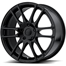"KMC Wheels KM696 Pivot Satin Black Wheel (20x8.5""/5x120mm, +35mm offset)"