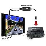 Pound HDMI HD Link Cable For Sega Saturn - HDMI