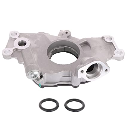 2004-2007 Cadillac CTS ECCPP Engine Oil Pump Fit for 2004-2005 Buick Rainier 1998-2015 Chevrolet Camaro Compatible with M295 Pump 2002-2006 Cadillac Escalade 2003-2006 Cadillac Escalade ESV