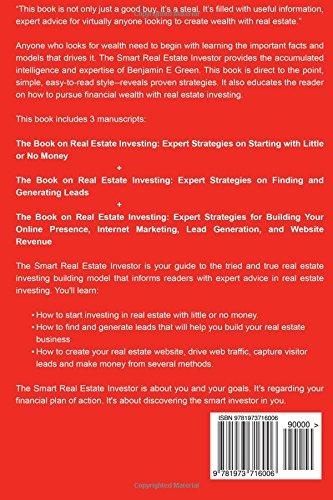 The Smart Real Estate Investor: Real Estate Book Bundle 3
