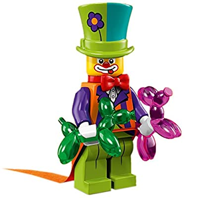 LEGO Series 18 Collectible Party Minifigure - Party Clown (71021): Toys & Games