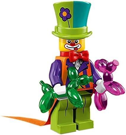 Lego Series 18 Party Clown  Minifigure