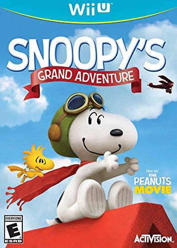 Snoopys Grand Adventure Wii U nintendo product image