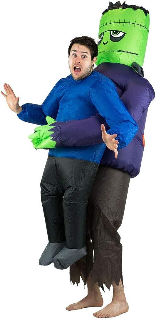 Bodysocks® Disfraz Hinchable de Halloween Adulto