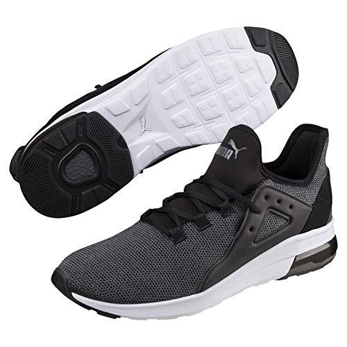 Electron SdOaSwq Street Knit Sneaker Gate Puma iron Puma schwarz SdOaSwq Electron for 70aa17