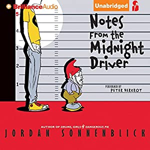Notes from the Midnight Driver Hörbuch