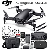 DJI Mavic Air Drone Quadcopter (Onyx Black) Starters Travel Bundle