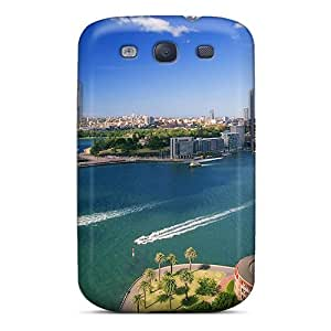 Perfect Fit KGeYcsa3275eaDkN Downtown Sydney Australia Case For Galaxy - S3