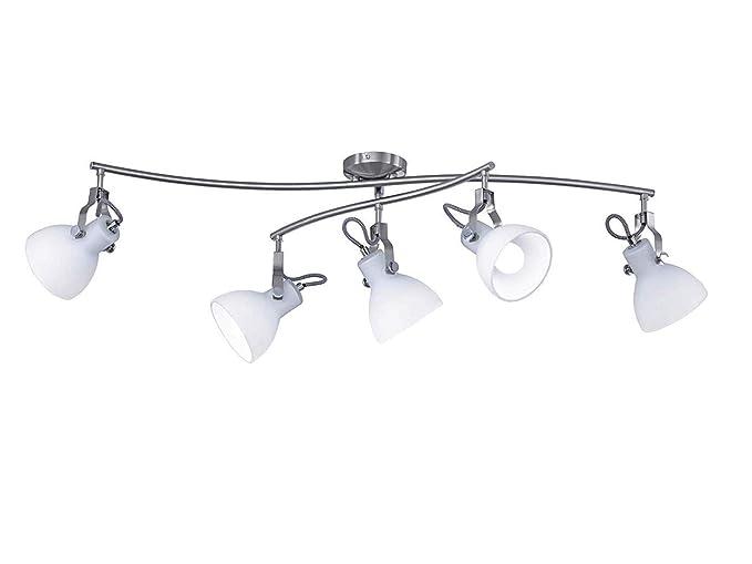 ausgefallene - Lámpara de techo LED, Foco orientable en ...