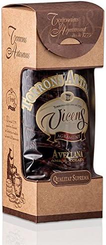 Vicens - Turrón Agramunt Avellana Bañado con Chocolate, 300 g: Amazon.es: Alimentación y bebidas