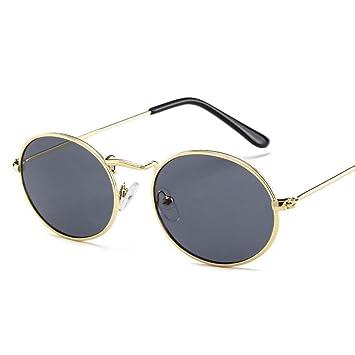 QDE Gafas de sol Gafas De Sol Ovaladas Pequeñas Mujer ...
