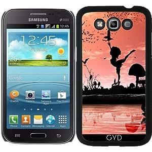 Funda para Samsung Galaxy Win GT-I8552 - Bailando Con Los Pájaros by nicky2342