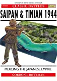 Doubleday Saipan and Tinian 1944, Rottman, Gordan, 1841768618