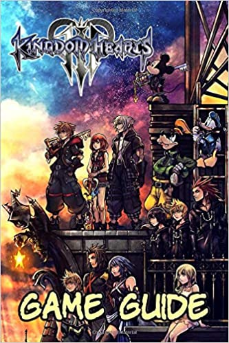 Walkthrough and Strategy Guide Book Kingdom Hearts 3 Game Guide