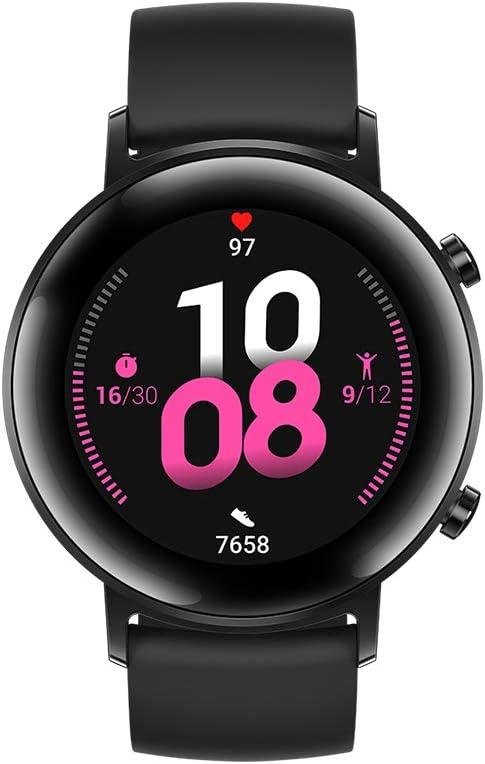 Amazon.com: HUAWEI Watch GT 2 (42MM) GPS, Waterproof, Sleep ...