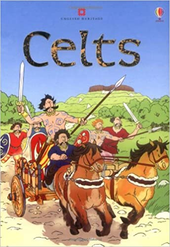 Image result for celts usborne