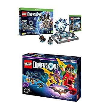 Starter Pack Dimensions PS3 LEGO