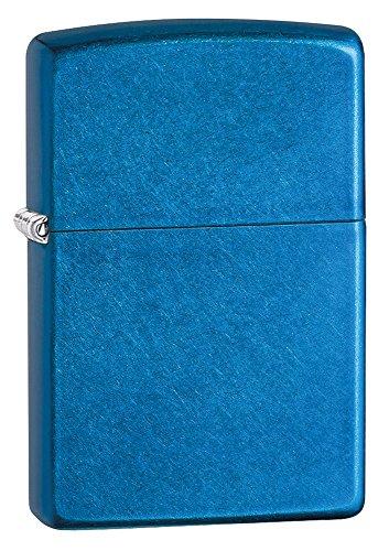 - Zippo Cerulean Windproof Lighter - 24534