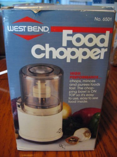 Compare Price West Bend Food Chopper On Statementsltd Com