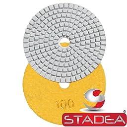 Diamond Polishing Pads 4\
