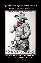 Cactus Country Anthology Volume I