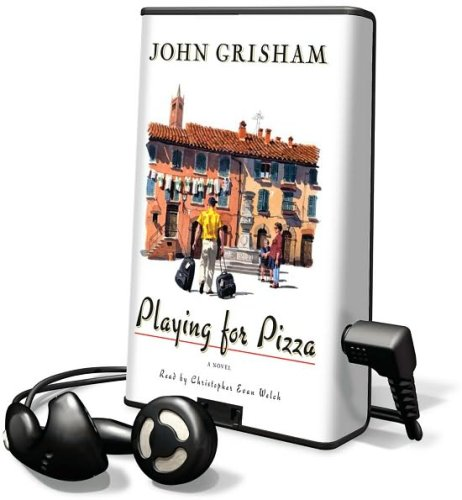 playing for pizza john grisham