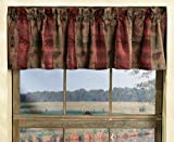 Black Forest Decor High Country Rustic Valance