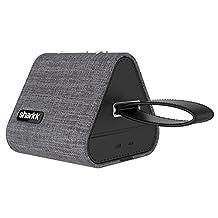 Sharkk Watson Bluetooth Speaker Denim Wireless Speaker with The Latest Bluetooth 4.2 Technology and Built in Mic