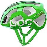 POC Octal Raceday Helmet Cannon Green/Side Logo, L