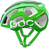 POC Octal Raceday Helmet Cannon Green/Side Logo, L Review