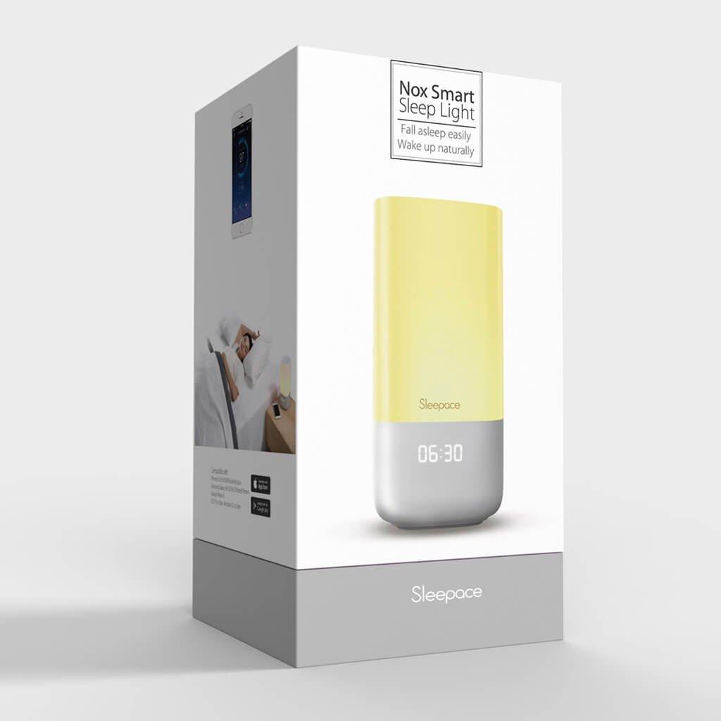 Nox Music Smart Sleep Light Sleepace