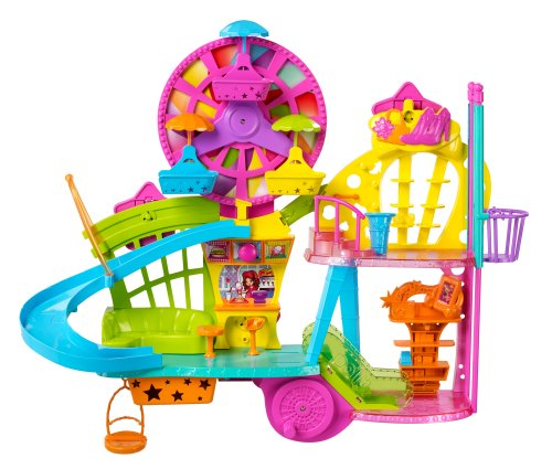 Polly Pocket Wall Party Mall on The Wall Fashion Doll Playset by Polly Pocket