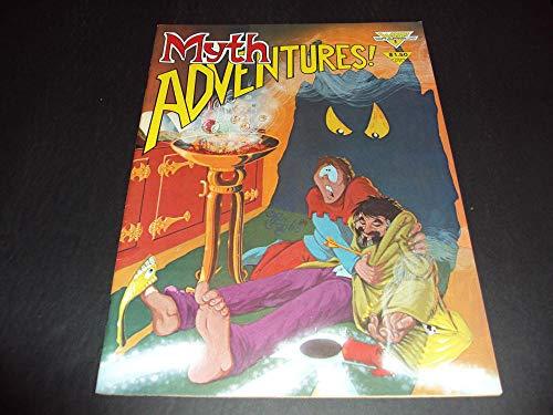 Myth Adventures #1 March 1984 Bronze Age Comics Magazine