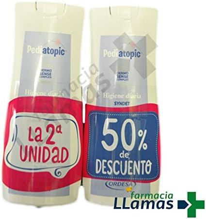 Ordesa PEDIATOPIC PACK SYDET GEL DE BAÑO SEGUNDA UNIDAD 50%: Amazon.es: Belleza