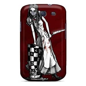 Galaxy S3 Hard Case With Awesome Look - HJJ8216TQEJ