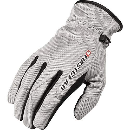 (Firstgear Ultra Mesh Gloves Silver M/Medium FTG.1204.02.M002)