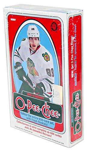 2013-14 Upper Deck O-Pee-Chee OPC Hobby Box - Yakupov, Ta...